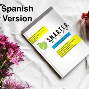 SMARTER Steps IEP Goals Smarter Starter Guide book in Spanish