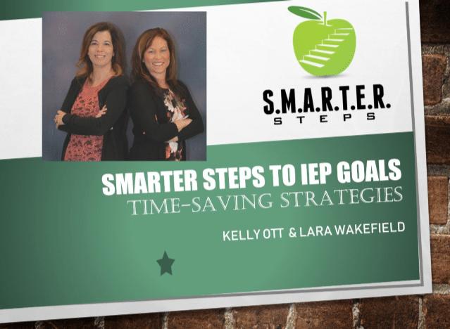 Creating SMARTER IEP Goals